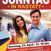Verkaufsoffener Sonntag Rastatt